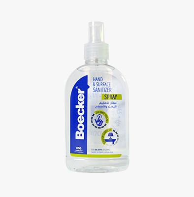 HAND SANITIZER SPRAY 250 ML