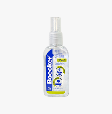 HAND SANITIZER SPRAY 60 ML PACK