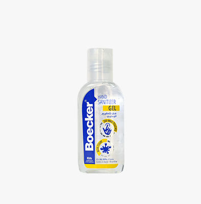 HAND SANITIZER GEL 60ML PACK